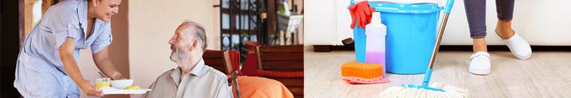 Empleada de hogar interna. Montefiore: Personas para Cuidar Personas